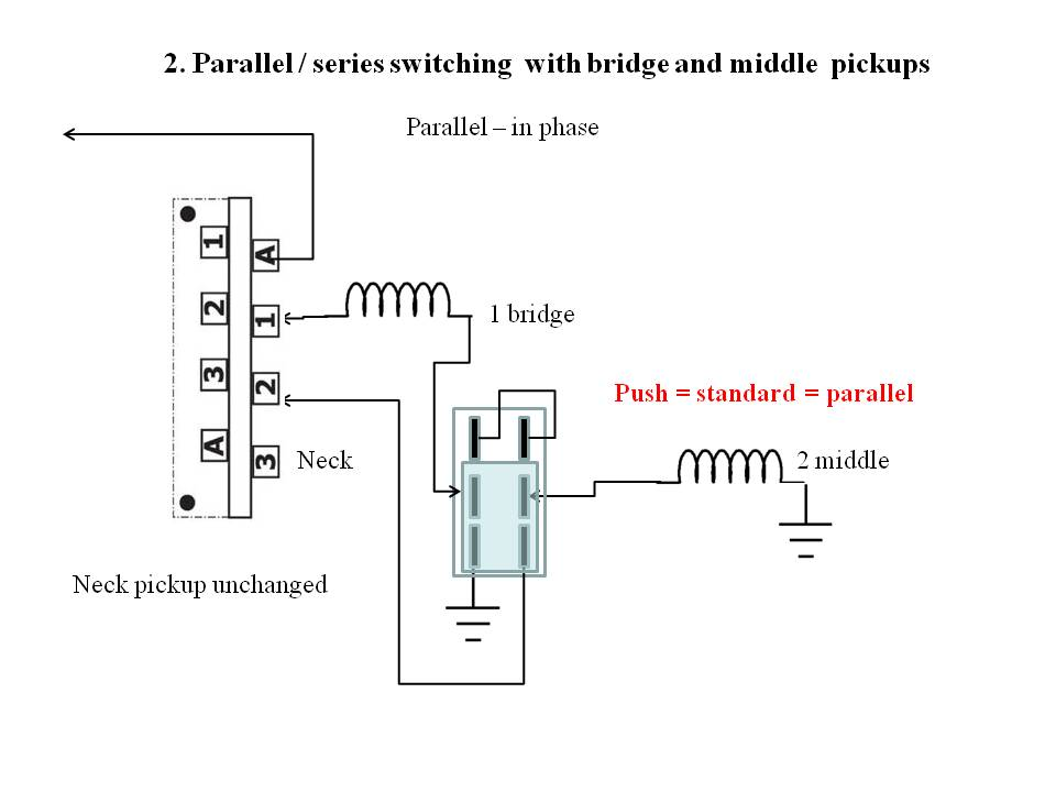 pickup wiring diagram les paul images moreover series and parallel circuits humbucker pickup wiring diagram